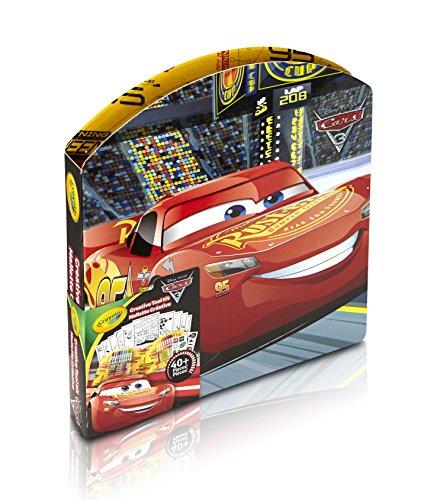 Crayola 04-0293-E-000 - Cars 3 - Kleines Malset