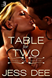 Table for Two: Sunday Night Dinner Club, Book 2