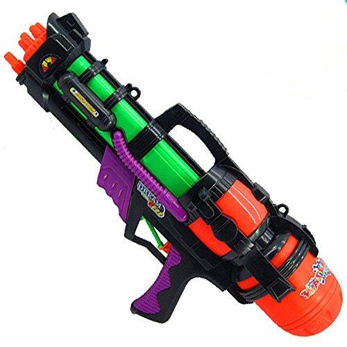 Preisvergleich Produktbild Colorfulworld Wasserpistole Watergun groß Pumpmechanismus und Drucksprüher Spielzeugblaster