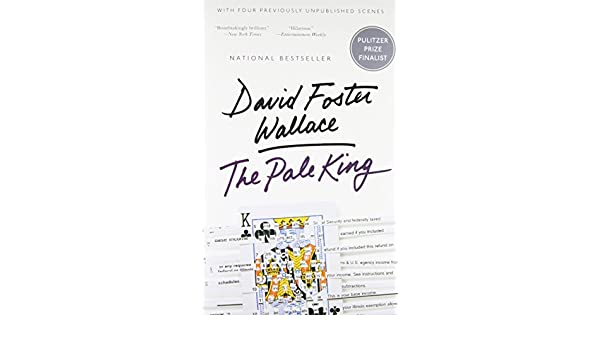 Buy the pale king book online at low prices in india the pale king buy the pale king book online at low prices in india the pale king reviews ratings amazon fandeluxe Image collections