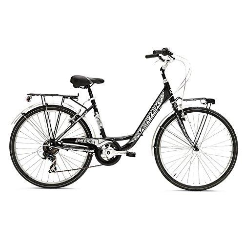 VERTEK BICICLETA VEGAS DE MUJER 267VELOCITA NERA (CITY)/BICYCLE VEGAS FOR WOMAN 267SPEED BLACK (CITY)