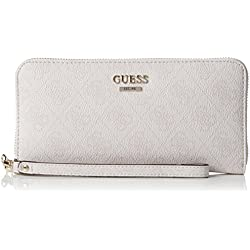Guess Mujer Arianna Monedero gris Size: 2x10x21 cm (W x H x L)