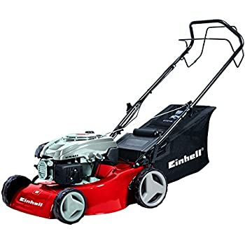 einhell benzin rasenm her gc pm 46 1 s briggs stratton 1 65 kw 125 cm 46 cm schnittbreite. Black Bedroom Furniture Sets. Home Design Ideas