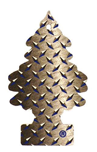 WUNDERBAUM 265010 Lufterfrischer, Pure Steel