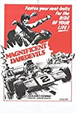 Magnificent Daredevils Movie Poster (27,94 x 43,18 cm)