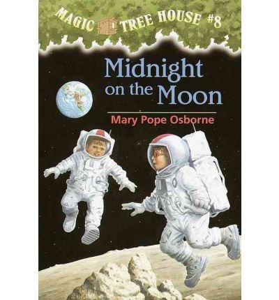 MIDNIGHT ON THE MOON By Osborne, Mary Pope (Author) Paperback on 29-Oct-1996