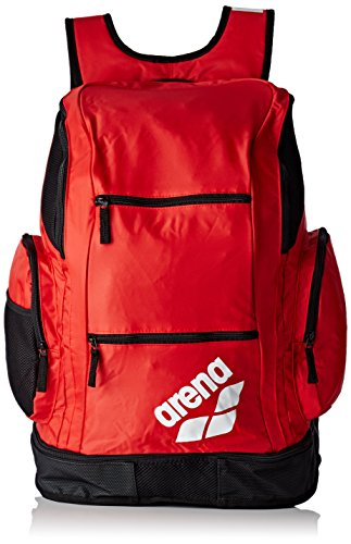 Arena Spiky 2 Mochila, Unisex Adulto, Red, L