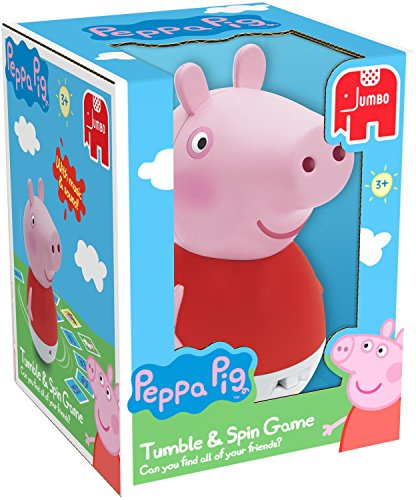 Jumbo Games Peppa Pig Tumble and Spin Memory Game