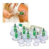 6 Massage Schröpfen Set mit Vakumpumpe mit Magneten (6)