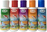 #4: Royal Pet Anti-Chlorine + General Aid + Anti-Ich + General Aid + Water Clear Rid-All Fish Medicine - 120Ml (5 Bottles )