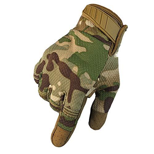 Berrd Guantes Moto Guantes Medio Dedo Dedos completos