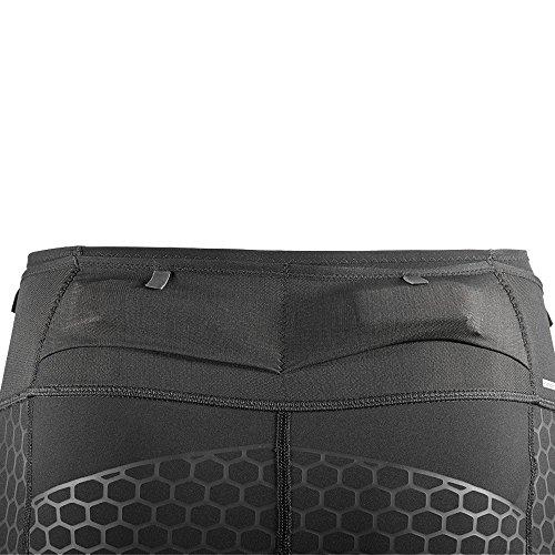 Salomon Exo Pantalonialoncini Stretti - SS18 Black