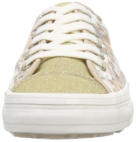 s.Oliver 23641, Baskets Basses femme Or - Gold (GOLD 940)