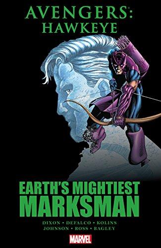 Avengers: Hawkeye - Earth's Mightiest Marksman (Hawkeye (1994)) (English Edition)