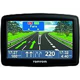 "TomTom XL Classic - GPS para coches de 4.3"" (mapas de Europa Occidental), negro [importado]"