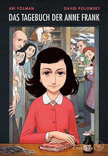 Buch: Das Tagebuch der Anne Frank - als Graphic Novel