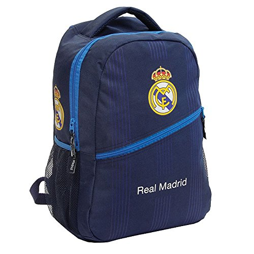 Real Madrid Backpack Sport Daypack 43X31X30 CM Stainless 2016 by Unbekannt