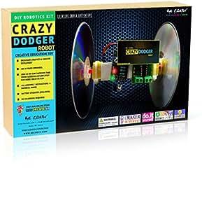 Crazy Dodger Robotics DIY Kit (without battery)