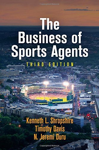 The Business of Sports Agents by Kenneth L. Shropshire (2016-04-18)