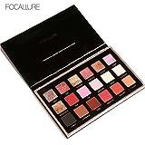 Best LA Colori Powder Foundation - Hkfv Superb Charming design fashion style Focallure 18colori Review