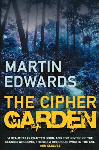 The Cipher Garden (Lake District Mysteries 2)