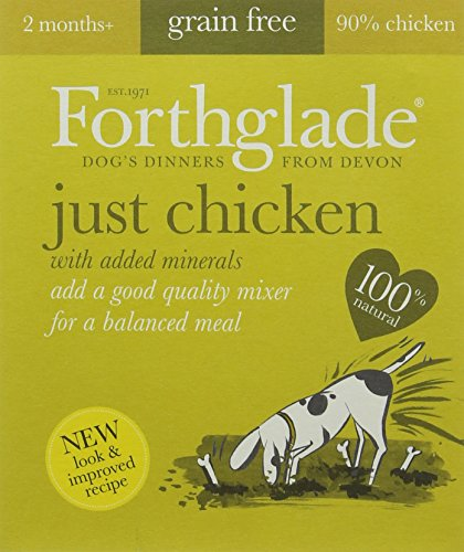 forthglade-100-natural-grain-free-complementary-dog-pet-food-just-90-chicken-395g-18-pack