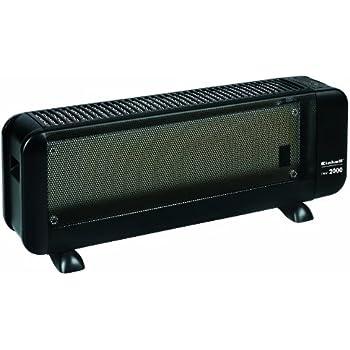 Einhell Wärmewellenheizung FWW 2000, 2000 Watt, 2 Heizstufen, Thermostat, Timer