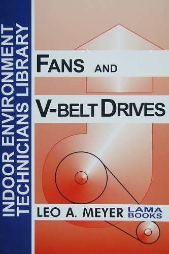 Drive Industrial-fan (Fans and V-Belt Drives (Indoor Environment Technicians Library))