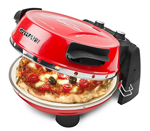 Ferrari G10032 - pizza ovens (Electric, Cooking, Indoor/Outdoor, Stone, Red)