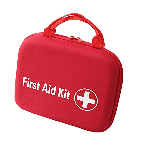 guoke Portable Erste-Hilfe-Set Medizinische Box Erste-Hilfe-Kit Medizinische Reise-Set Erste-Hilfe-Kit
