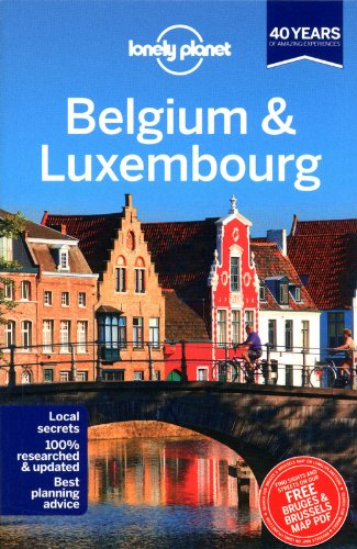 Price comparison product image Lonely Planet Belgium & Luxembourg (Travel Guide)