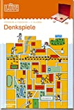LÜK-Übungshefte / Fördern und Fordern: LÜK: Denkspiele 2: ab Klasse 4