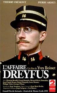 L'Affaire Dreyfus [VHS]