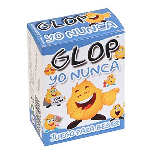 Glop Games Cartas Yonunca - 180 gr
