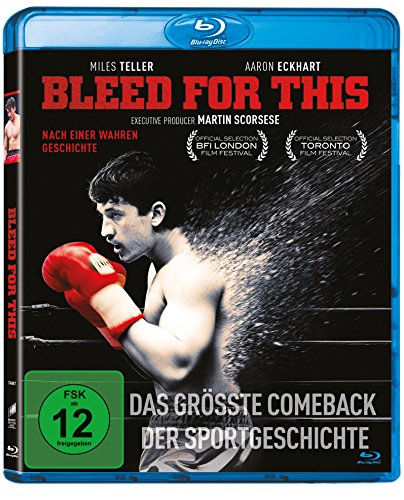 Bleed for this [Blu-ray] Preisvergleich