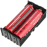 Sannysis DIY Cargador de batería para 2 x 18650 3.7V baterías 4 Pin