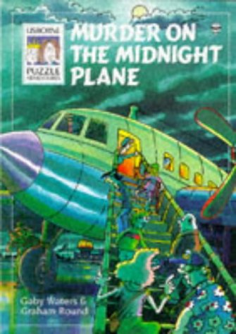 Murder on the Midnight Plane (Puzzle Adventures) por Gaby Waters