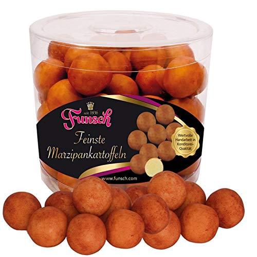 Funsch Marzipan Feinste Edelmarzipankartoffeln Traditionell in 90/10er Qualität, 800 g