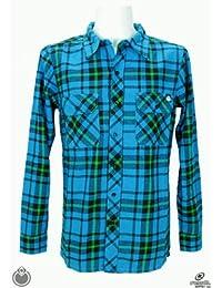 Nomis Herren Hemd Long-Sleeve Double Team Flannel