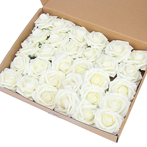 artificial-flower-rosemarry-acting-30pcs-ivory-real-touch-artificial-roses-for-diy-bouquets-wedding-