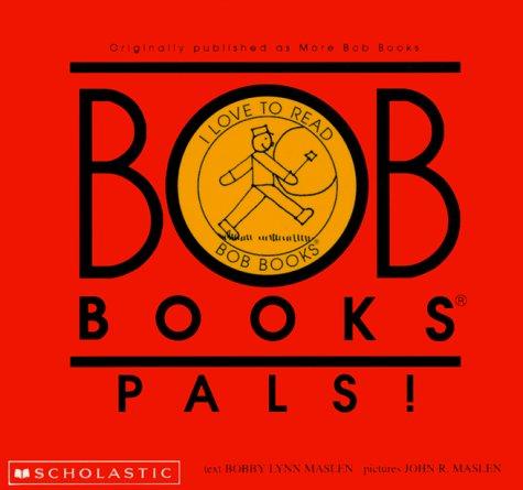 Set 1 Level Scholastic (Bob Books Pals!: Set 4)