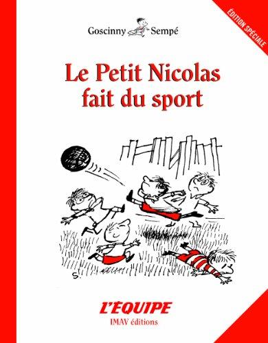 Le Petit Nicolas Fait Du Sport par Rene Goscinny