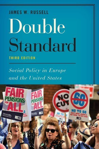 Double Standard: Social Policy in Europe and the United States by Russell, James W. (2014) Paperback