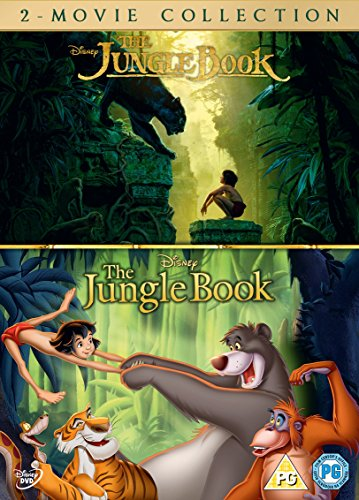 Jungle Book: 2-Movie Collection [Edizione: Regno Unito]