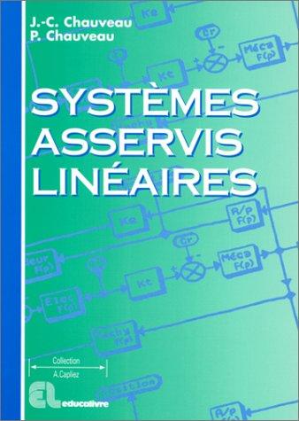 Systèmes asservis linéaires