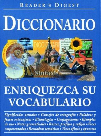 Diccionario: Enriquezca Su Vocabulario