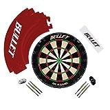 Bullet Großes Dart Turnier Set