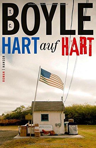 Buchseite und Rezensionen zu 'Hart auf hart: Roman' von T. C. Boyle
