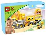 LEGO PRIMO 3699 - Lustiger Bauarbeiter