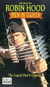 Robin Hood - Men In Tights [VHS] [1994]